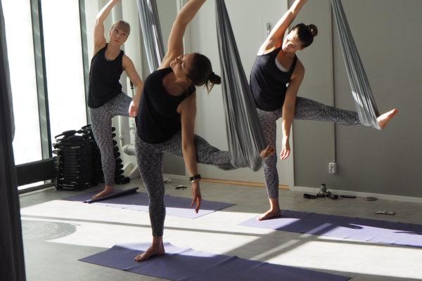 aerial yoga yoga nordic